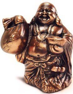 Laughing buddha feng shui statue sculpture figurine home decor birthday or housewarming  ideas for men also rh pinterest
