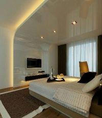 Bedroom , Awesome Modern False Ceiling For Bedroom ...
