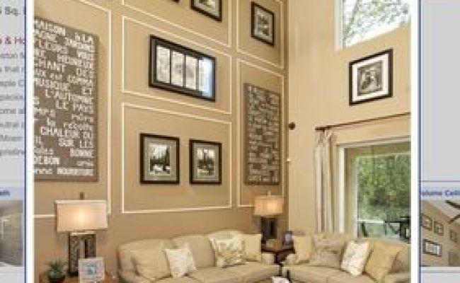 Decorating A Two Story Room Houzz Dream Home