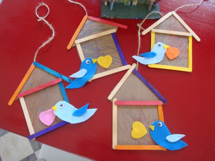 BIRDHOUSE ART PROJECTS FOR KIDS Google Search Art Lesson Ideas
