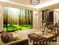 Best 3D three dimensional living room wallpaper ideas and ...