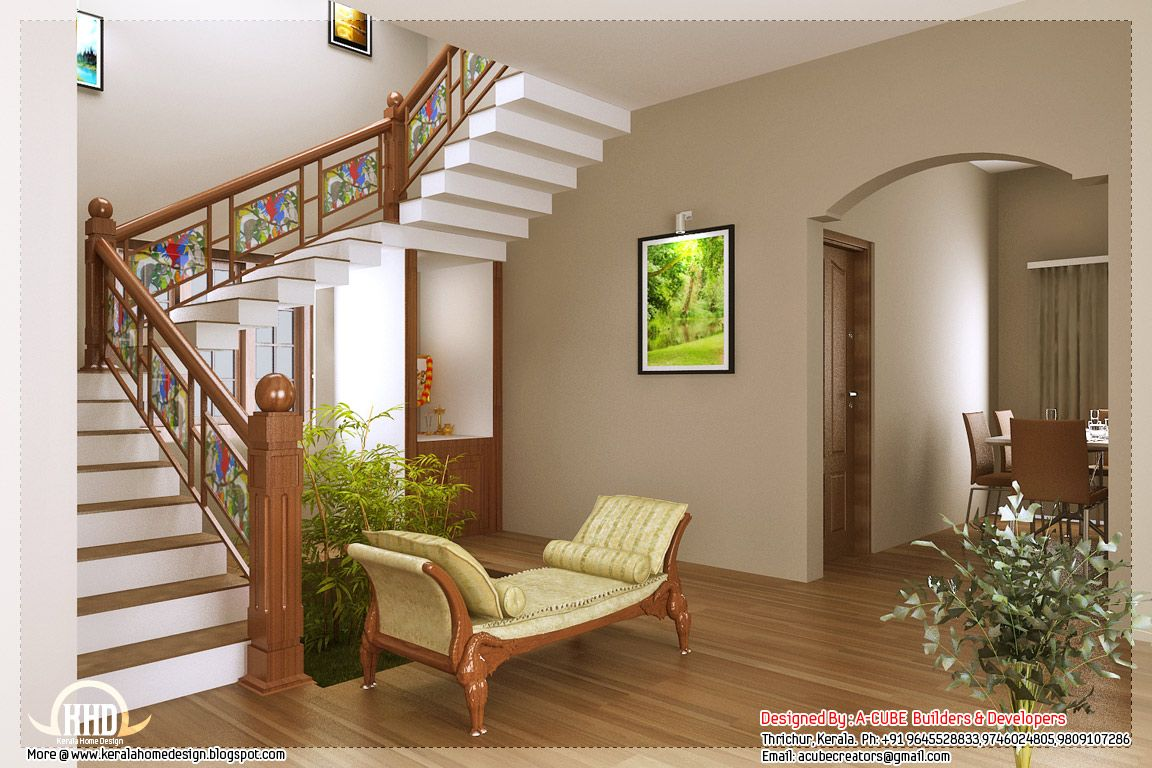 Kerala Home Design And Floor Plans Like The Stained Glass Look On