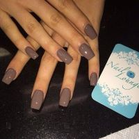 101 Trending Nail Art Ideas | Fall nail colors, Winter ...