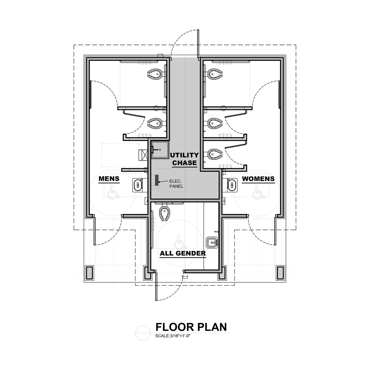 Best of bathroom floor plan house floor ideas for 10x10 bathroom floor plans