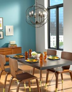 Big color for small homes the best interior paint colors also rh pinterest
