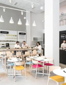 Moleskine has opened  cafe doodlers welcome also cafes and rh nz pinterest