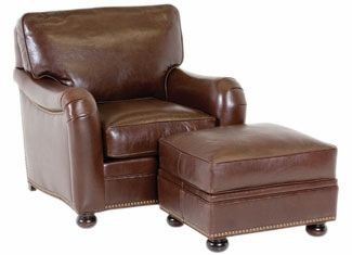 leather chairs of bath london fishing chair tackle box howell designer style english arm bed hand tied charles group club