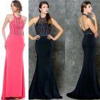 Gala Dinner Black Dress