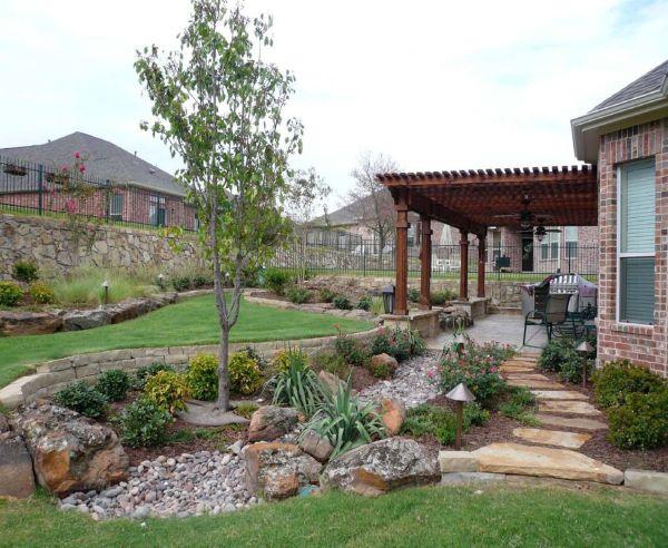 creative backyards of west texas