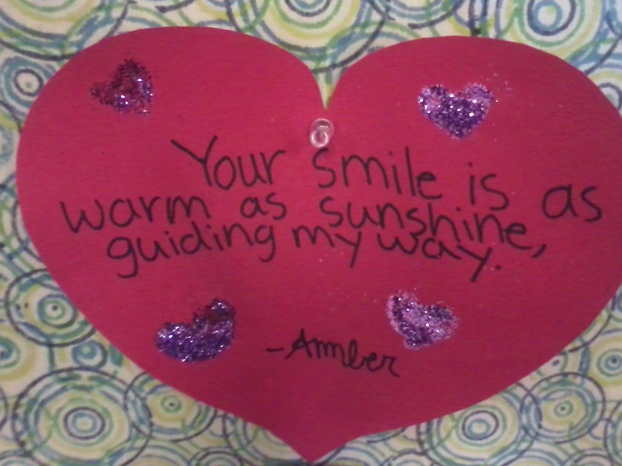 Valentine S Day Similes