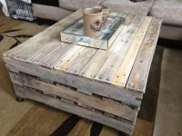 9 DIY Coffee Table Projects with Clever and Gorgeous ...