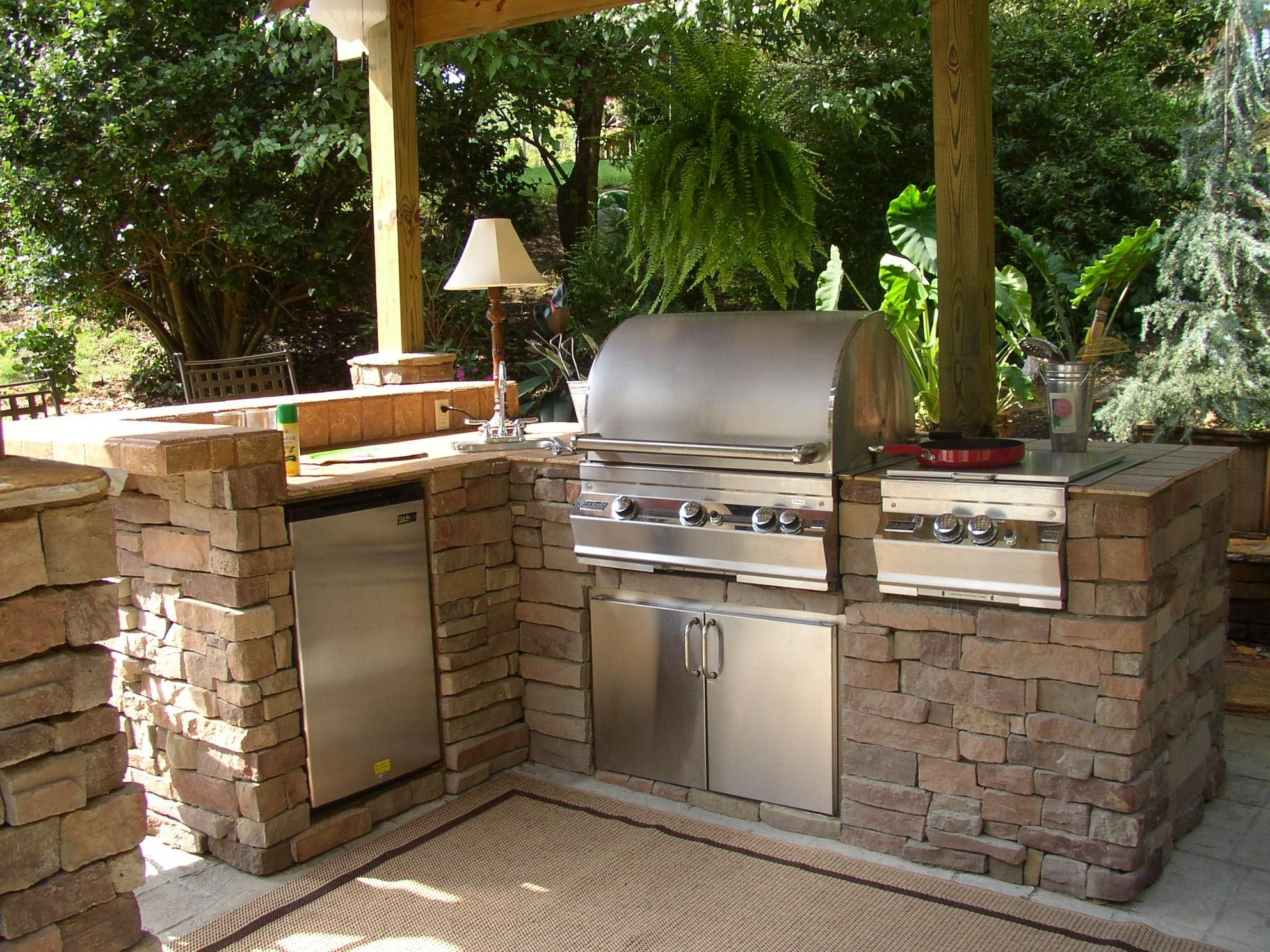 bull outdoor kitchen basic cabinets inspiring gourmet series 4 burner stainless steel