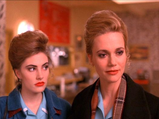 Image result for twin peaks shelly and norma beauty day
