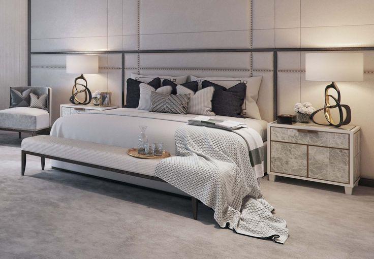 Master Bedroom Detail St James Penthouse  Morpheus London  Bedroom  Pinterest  Saint james