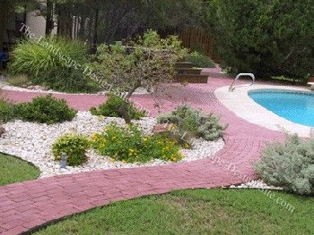 Flower Bed Planting Ideas For Around A Swimming Pool Pool