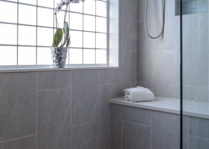 Designer spotlight also best images about bathroom renovation on pinterest pebble floor
