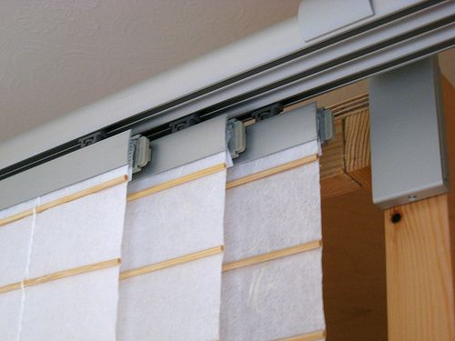 How To Actually Hang Those Curtain Panels From IKEA On The Track