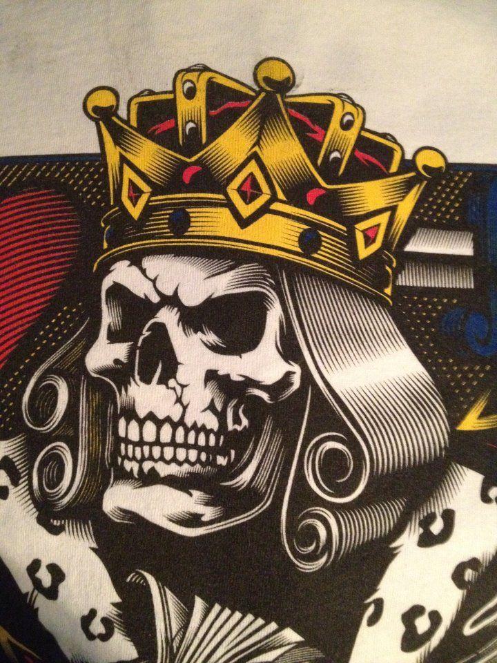 King more art pinterest skeleton face skeletons and
