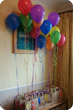 22 Awesome DIY Balloons Decorations Parties Birthday Party