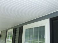 Using Vinyl Beadboard Soffit for Porch Ceilings | To do ...