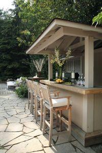 Turn Your Shack into a Mini Backyard Bar   Backyard, Bar ...