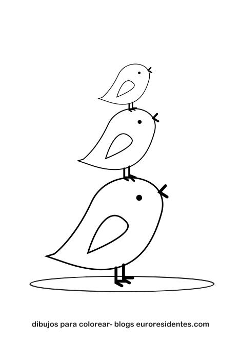 Dibujos para Colorear: Colorear dibujos de animales