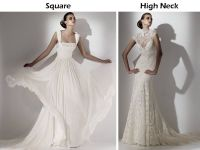wedding gowns with high necklines | Wedding-dress-styles ...