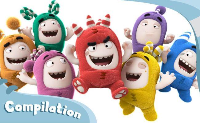 Oddbods Meet The Oddbods Animació Curts I Peces