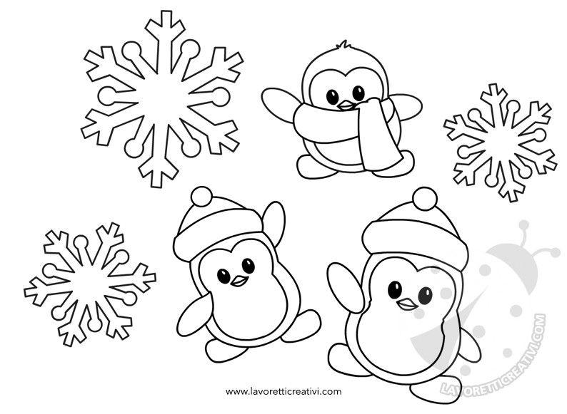 Decorazioni Invernali Per Aula Scuola