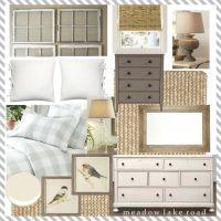 Beach Cottage Bedroom Design Plan