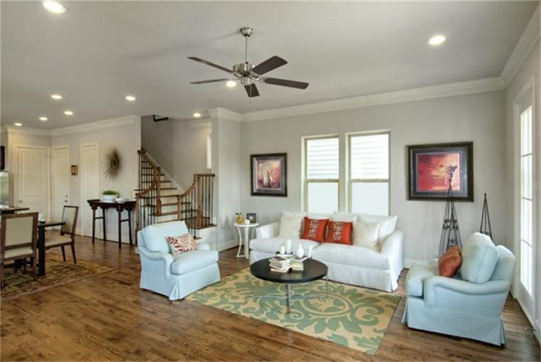 10 ft ceilings for Living room 10 feet