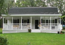 House Plans with Front Porches