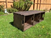 The Crate Bench | Wooden Inspiration | Pinterest | Crate ...