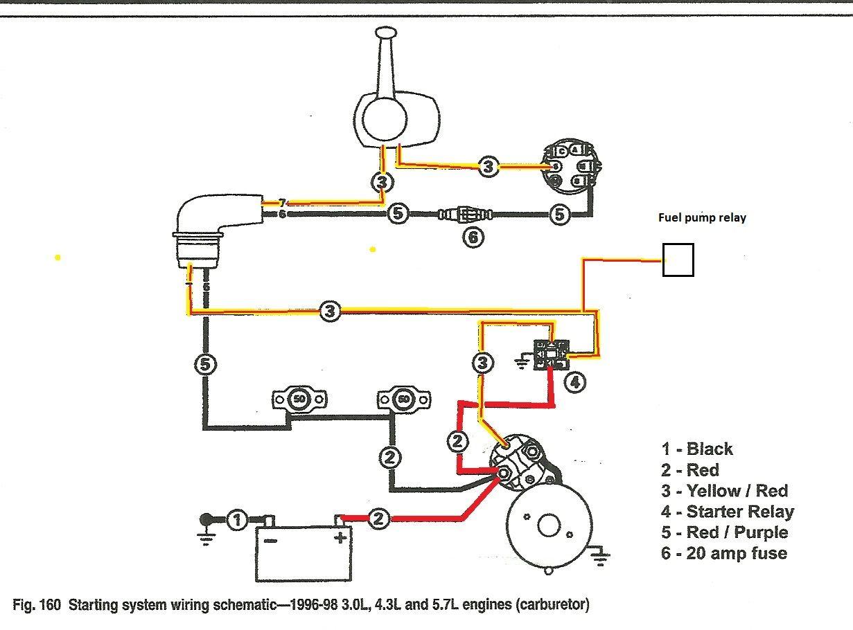 1993 mercruiser 3 0 alternator wiring diagram alternator free printable wiring diagrams