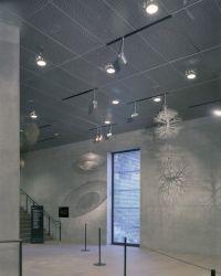 CELEBRATION METAL CEILING PANELS Museum Hallway Ceiling ...
