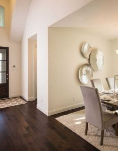 This lofty entryway opens right into  beautifully decorated dining room parkside celina also home plans highlands and on pinterest rh
