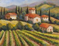 Tuscany Art For Sale | Tuscany Artworks | Contemporary ...