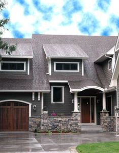 Exterior house colors with brown roof design pictures remodel decor and ideas also the best images about home renovation addition on pinterest rh uk