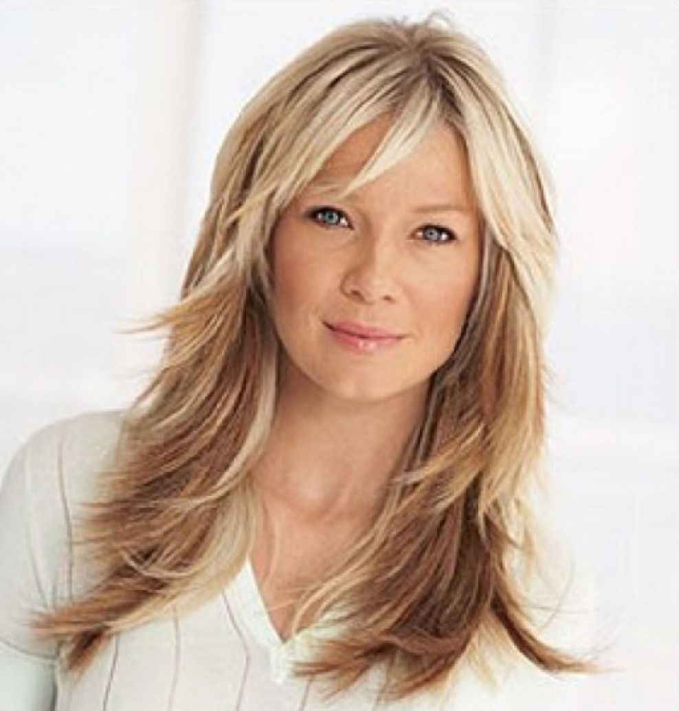 Long Hairstyles For Women Over 50 For Women Long Hairstyles And