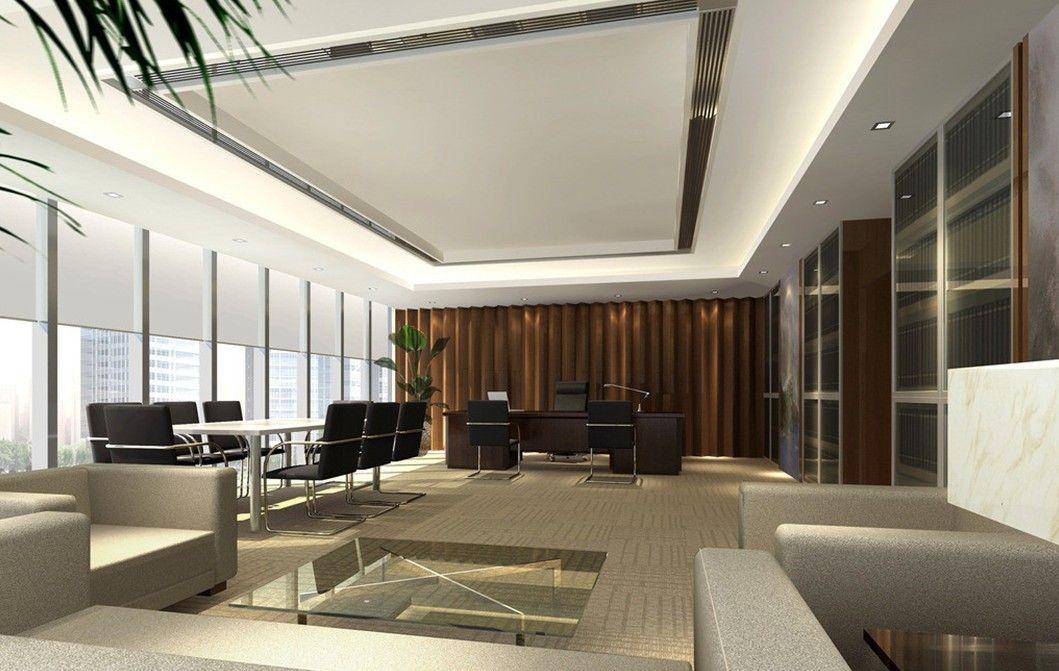Ceo Office Modern Executive