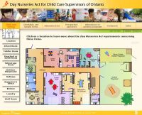 Like some things about this layout | Daycare | Pinterest ...