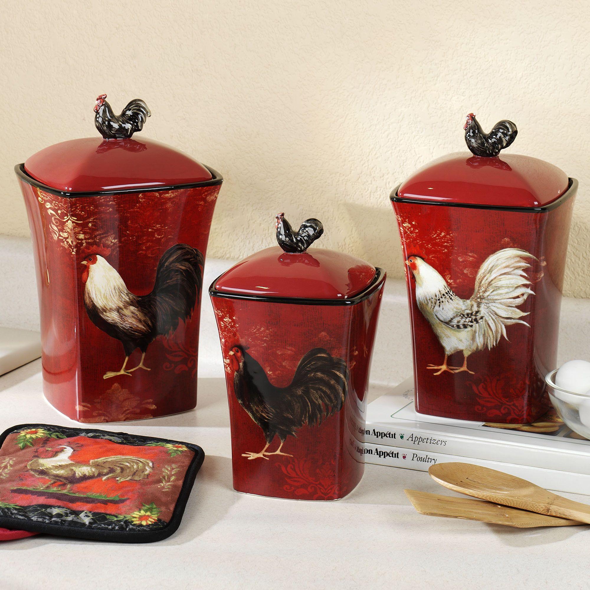 cheap kitchen decor flooring rooster ideas Петух в