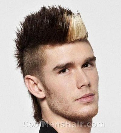 New Mohawk Hairstyles For Men Trendy Long Hairstyles For Men's