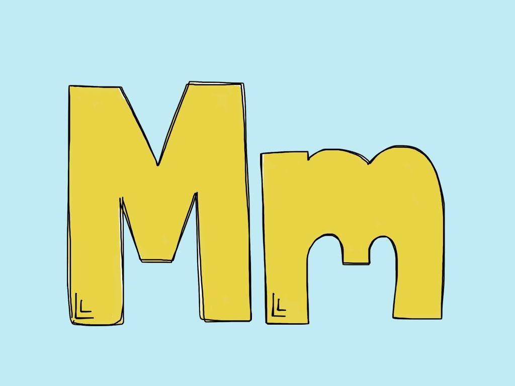 Letter Mm Video To Teach The Letter Mm Teaches Letter