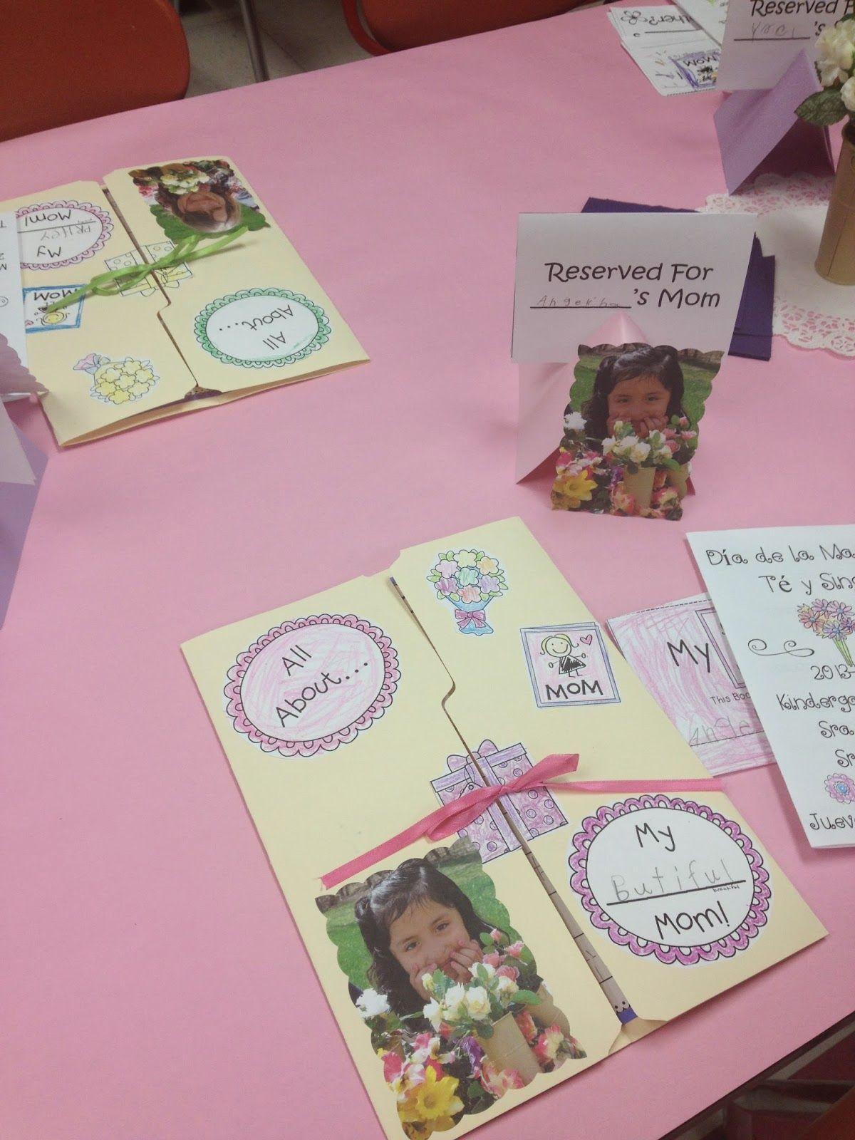 Crayons Amp Cuties In Kindergarten Mother S Day Lapbook