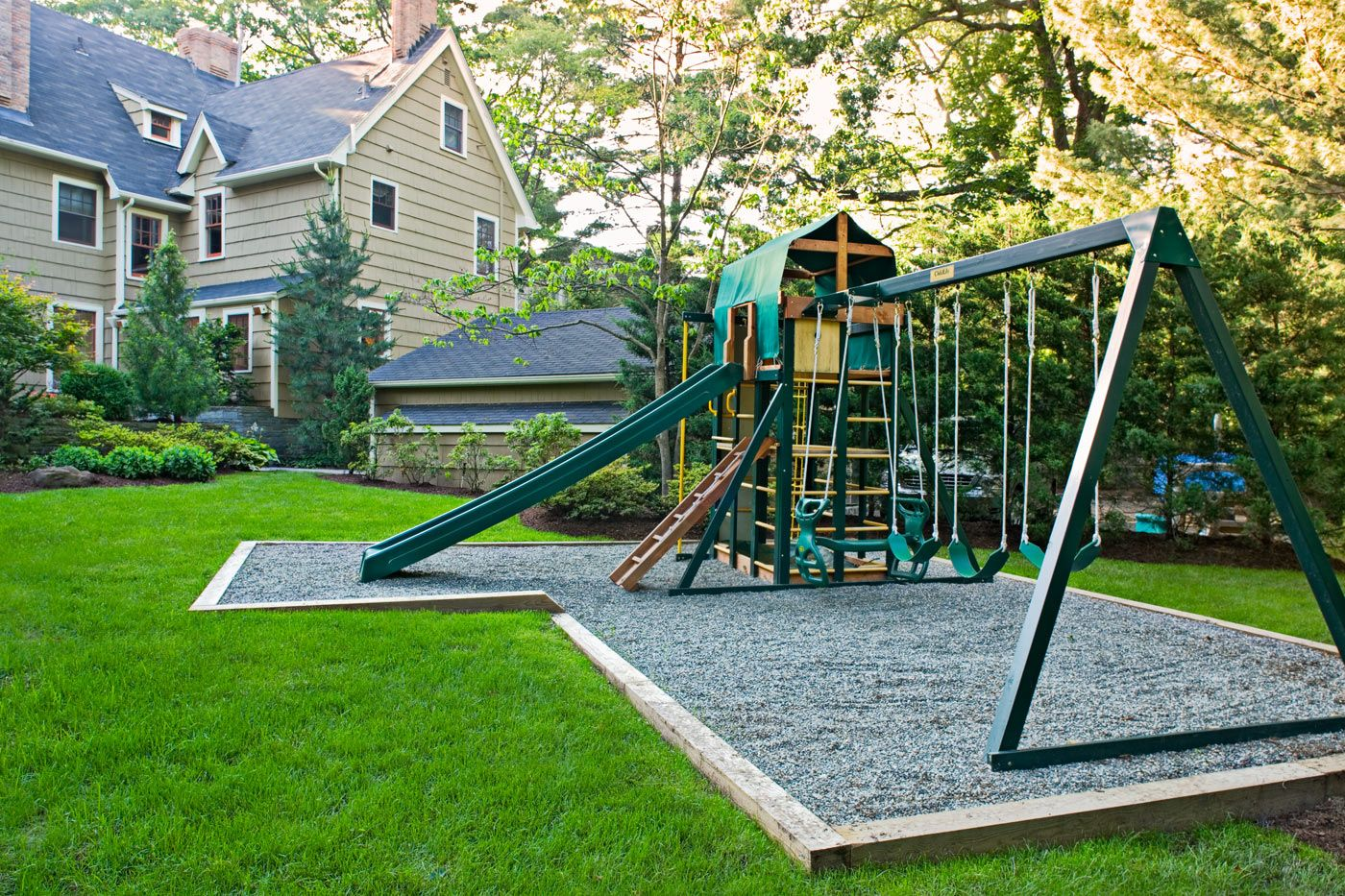 Kids Play Areas For Backyard Landscaping Ideas Backyard