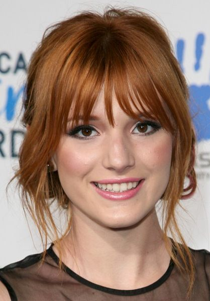 30 Bangs Bob Hairstyles For Heart Shaped Faces Hairstyles Ideas