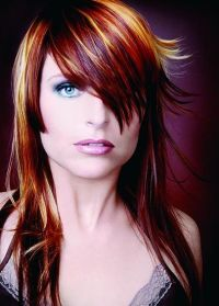 Red Hair Color Ideas with Highlights - Best Hair Color ...