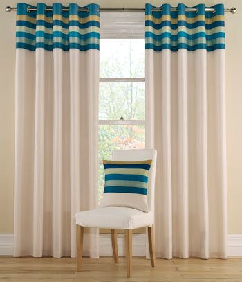 Teal Curtains Okay If I Get Someone That Sews Then Here Is An