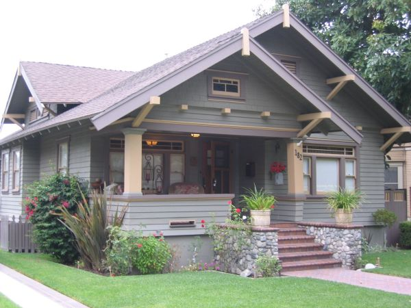 Craftsman House Home Style Sight